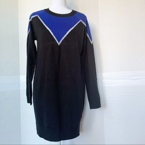 ASOS  long sleeve sweater dress